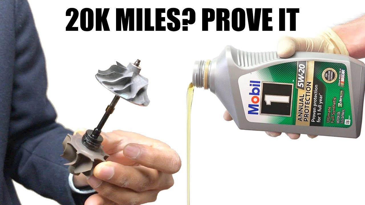 Can Engine Oil Last 20,000 Miles? Here's How Engineers Test
