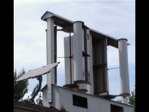 how-to-make-a-vertical-axis-wind-turbine:-part-1