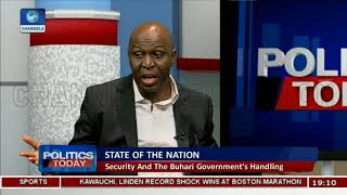 2019: Omatseye Calls Coalition A 'Romantic Dream', Ononuju Disagrees Pt.1 |Politics Today|