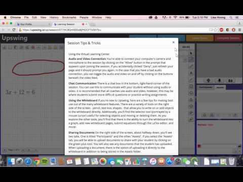 Upswing Coach Webinar - How to Coach with Upswing