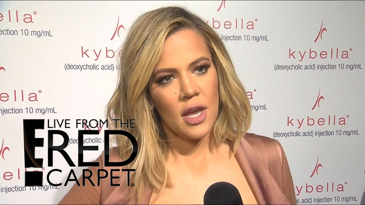 Download Khloé Kardashian Opens Up on Her Healthy Lifestyle | Live from the Red Carpet | E! News