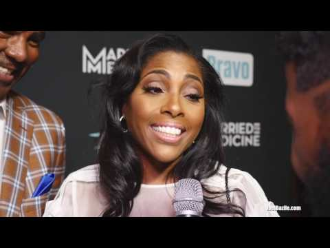 Married To Medicine: Quad Webb Lunceford Vs. Mariah Huq... from YouTube · Duration:  18 minutes 45 seconds