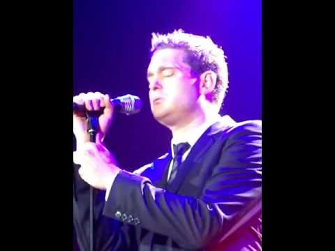 Michael Buble - Song For You, Cardiff 08