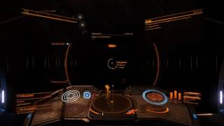 Elite: Dangerous — В поисках заданий на повышение ранга.