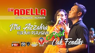 Download Mp3 Fira Azzahra Feat Cak Fendik - Korban  Perasaan  Om. Adella Live Bagor - Nganjuk