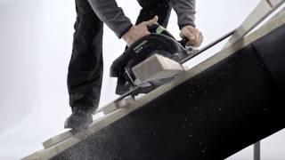 festool hkc 55 cordless portable circular saw