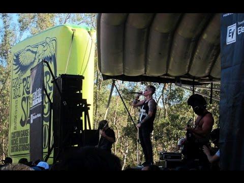 Otep - Warhead (Knotfest 2014)