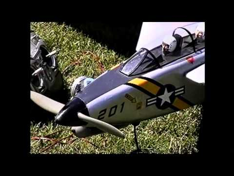 OLC - Radio Control Airplane Fun Fly  6-12-04