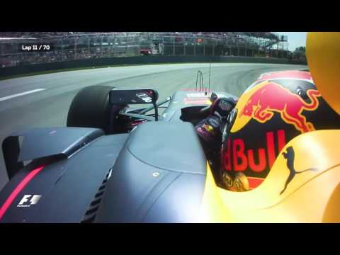 2017 Canadian Grand Prix | Best Onboard Action