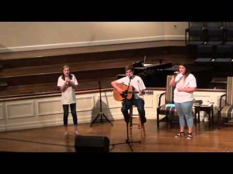 FBC Youth Church Camp Music Worship Leaders