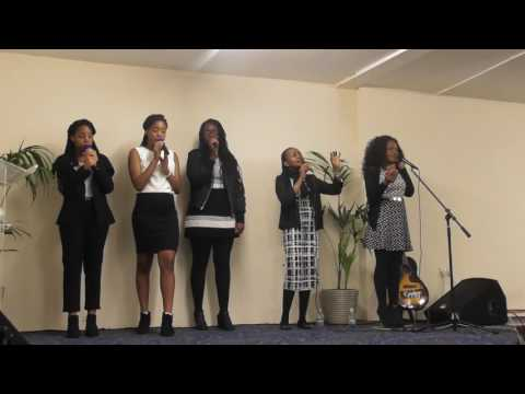 Night of worship Trinity House of Revival Part 2