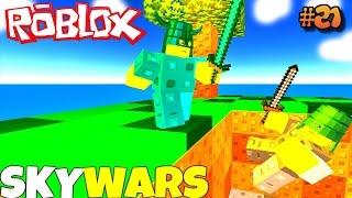 Roblox Skywars #21 (i' am badass)