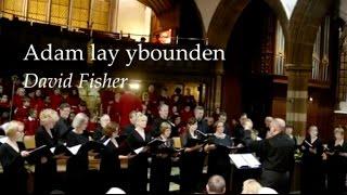 ADAM LAY YBOUNDEN - David Fisher