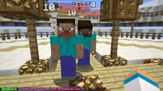 Let's Play | Minecraft 1.5.2 | Bosscraft | Skywars | Ep1