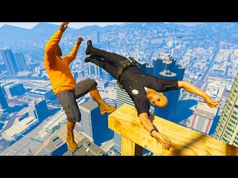 GTA 5 CRAZY Life Compilation #27 (GTA V Fails Funny Moments)