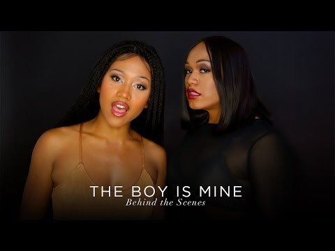 Brandy & Monica's The Boy is Mine Transformation
