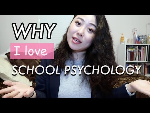 TOP 10 Reasons To Become A SCHOOL PSYCHOLOGIST!