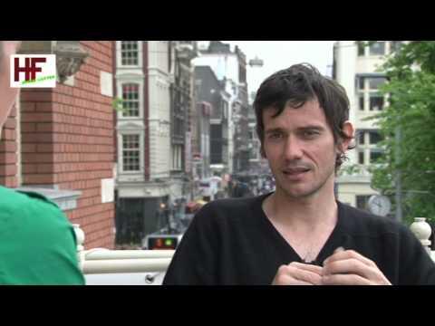 Holland Festival 2010:  met Christian Camargo