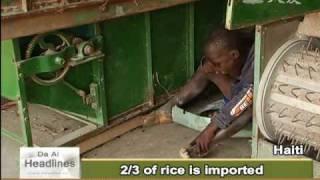 DaAiTV_DaAi Headlines_20100526_Root problem to rice shortage.wmv