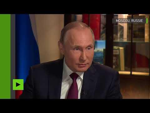 Vladimir Poutine nie explicitement l'ingérence russe dans les affaires intérieures des Etats-Unis