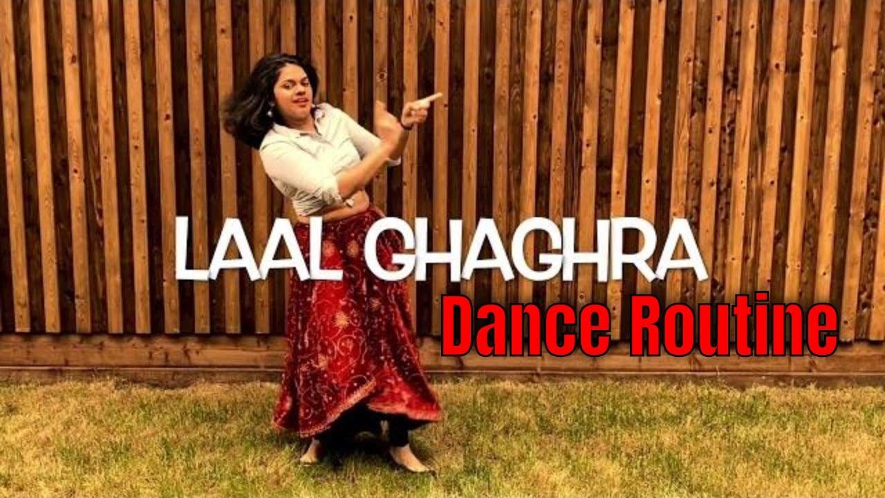 Laal Ghaghra   Good Newwz   Bollywood Dance Routine ...