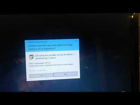 no se pueden instalar los drivers de hp LaserJet p1109w