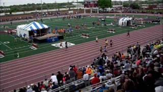 2013 MSHSL Class 2A Track & Field Championship Meet - Girls 4X100 Meter Relay FINAL
