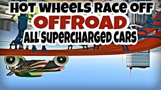 OFFROAD - 🔥SUPERCHARGED🔥 CARS   Hot Wheels: Race Off   Hutch Games   Remo Singh ✌️
