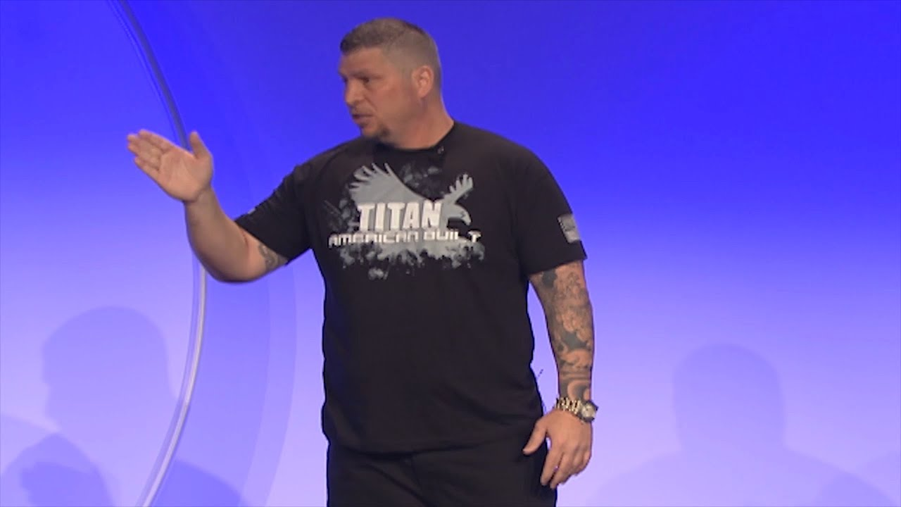 TITAN Gilroy Delivers Powerful Keynote on the Future of CNC Machining