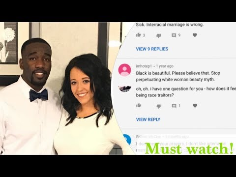 INTERRACIAL RELATIONSHIP ISSUES! | Couple Q&A from YouTube · Duration:  18 minutes 57 seconds