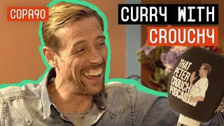 Curry with Crouchy | That Peter Crouch Podcast - That Samrat Episode