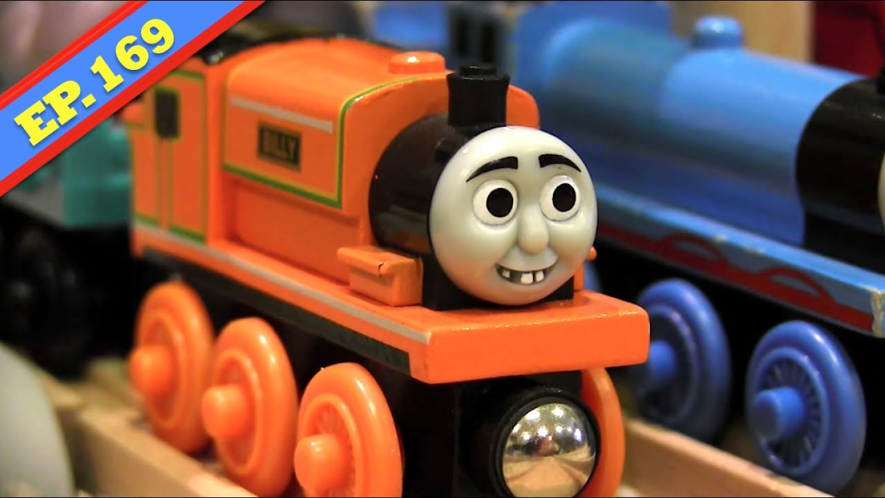 The Importance Of Being Billy Thomas Friends Wooden Railway Adventures Episode 169