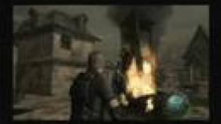 Resident Evil 4 The Pretender
