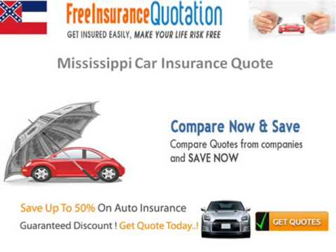 Cheap Car Insurance In Mississippi