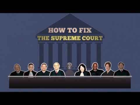 How to fix the Supreme Court
