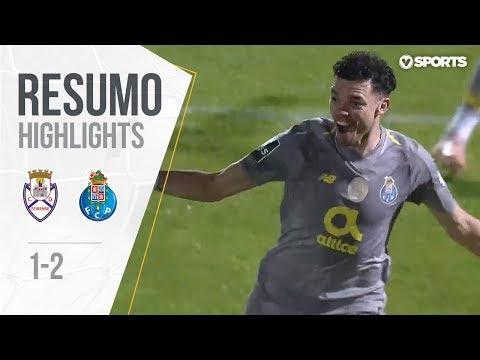 Highlights | Resumo: Feirense 1-2 FC Porto (Liga 18/19 #25)