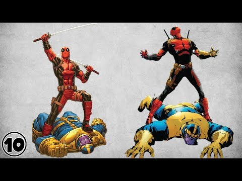 Top 10 Reasons Why Deadpool Is Overpowered