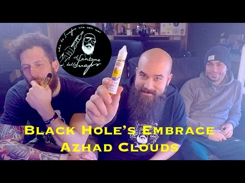Azhad Clouds Black Hole's Embrace