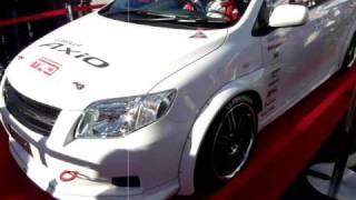 トヨタ カローラアクシオ GT300ベース車両 -Toyota Corolla Axio SuperGT 300