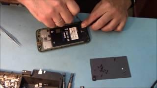 BlackView BV5000. Замена модуля экрана.