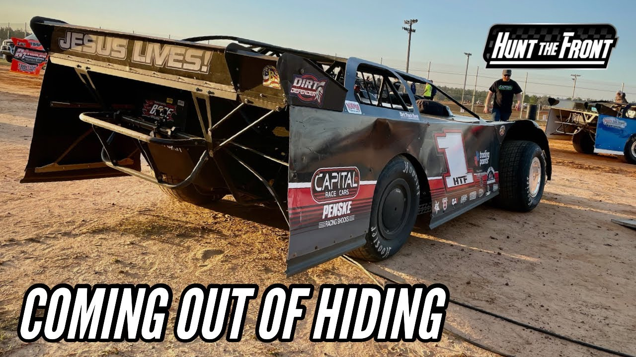 Where Have We Been Hiding the HTF1 Car? Getting Ready for Jesse's Big Race