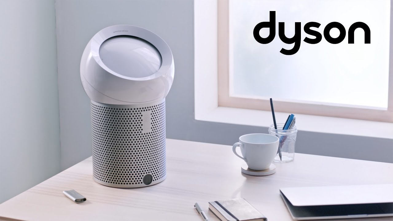 Dyson Pure Cool Me™ personal purifying fan - Getting started (US)