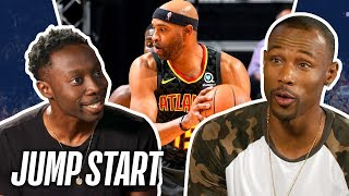 Vince Carter's Best Dunk? | Chris Staples & Frenchy | Jump Start Video