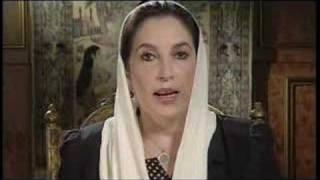Benazir Bhutto said Osama bin Laden was dead