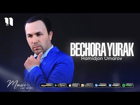 Hamidjon Umarov - Bechora yurak