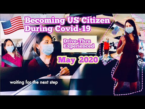 US Citizenship Oath Taking Ceremony || May 19, 2020