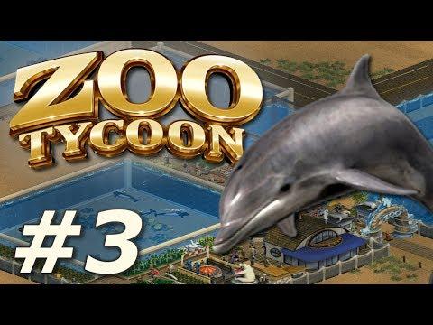 Zoo Tycoon (2001) - Teeny Tiny Beach Aquarium (Part 3)