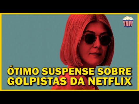 ÓTIMO suspense sobre golpistas que estreou na Netflix - Eu me Importo - Crítica