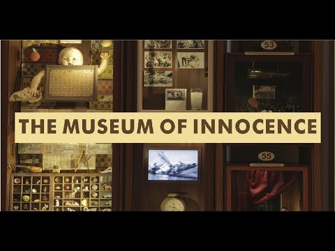 see : Orhan Pamuk Museum of Innocence Istanbul Turkey