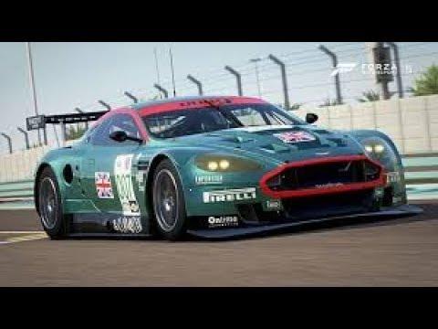 Forza Motorsport 7 Aston Martin Dbr9 Youtube